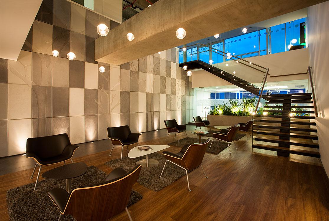 Oficinas arquitectura para innovar y crear for Arquitectura de oficinas