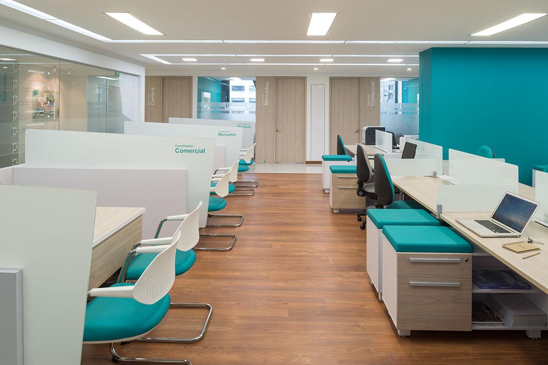 Oficinas arquitectura para innovar y crear for Oficinas compartidas