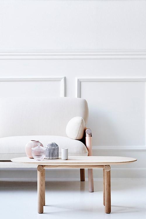 La diseñadora sueca Mónica Förster creó la colección Savannah para Erik Jørgensen.