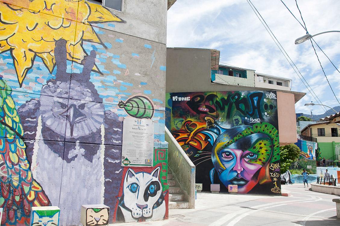 """En 2015, Pintuco donó más de 26.000 galones de pintura a través del programa """"Transformación con color más allá de la estética""""."""