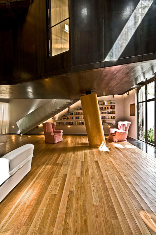 Mejor interior residencial: Tree House de MdAA Architetti Associati.