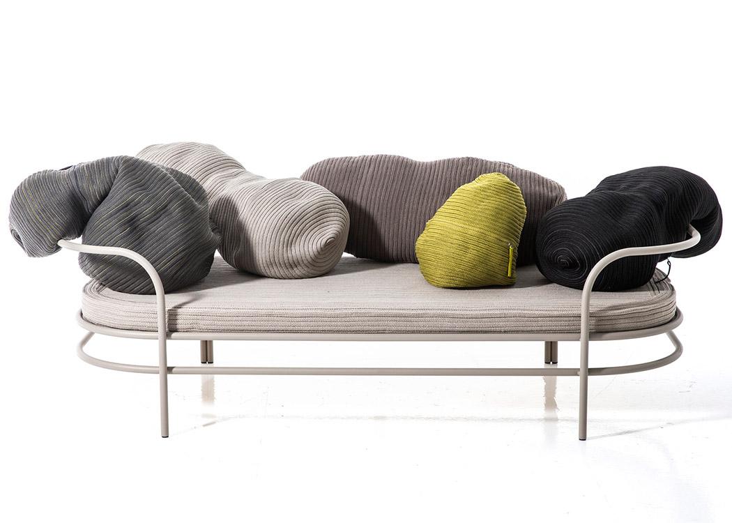 Sofá diseñado por Front para Moroso