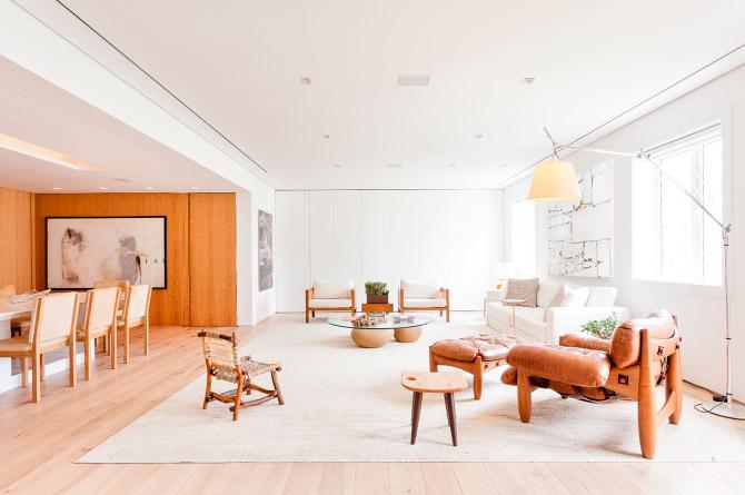Proyecto Place des Vosges de Suite Arquitetos.