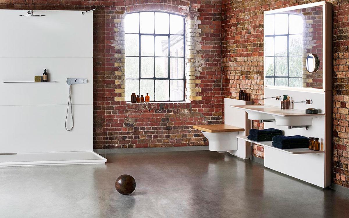 Foster Partners Diseña Una Línea De Baños Para Porcelanosa