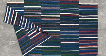 Una colaboración para la firma de la diseñadora de tapetes Nani Marquina.