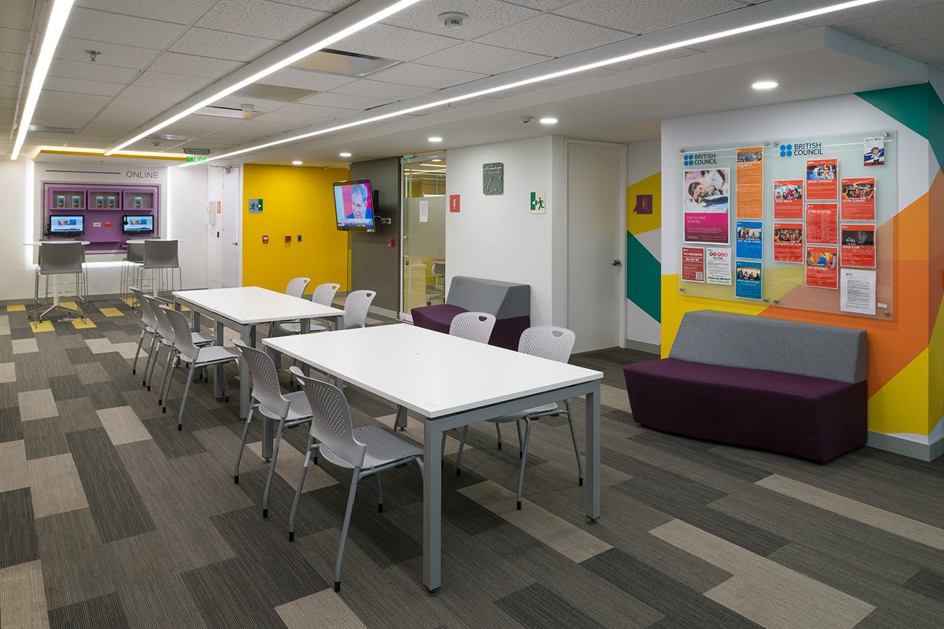 Tendencias en oficinas ingl s al alcance for Ingles en la oficina