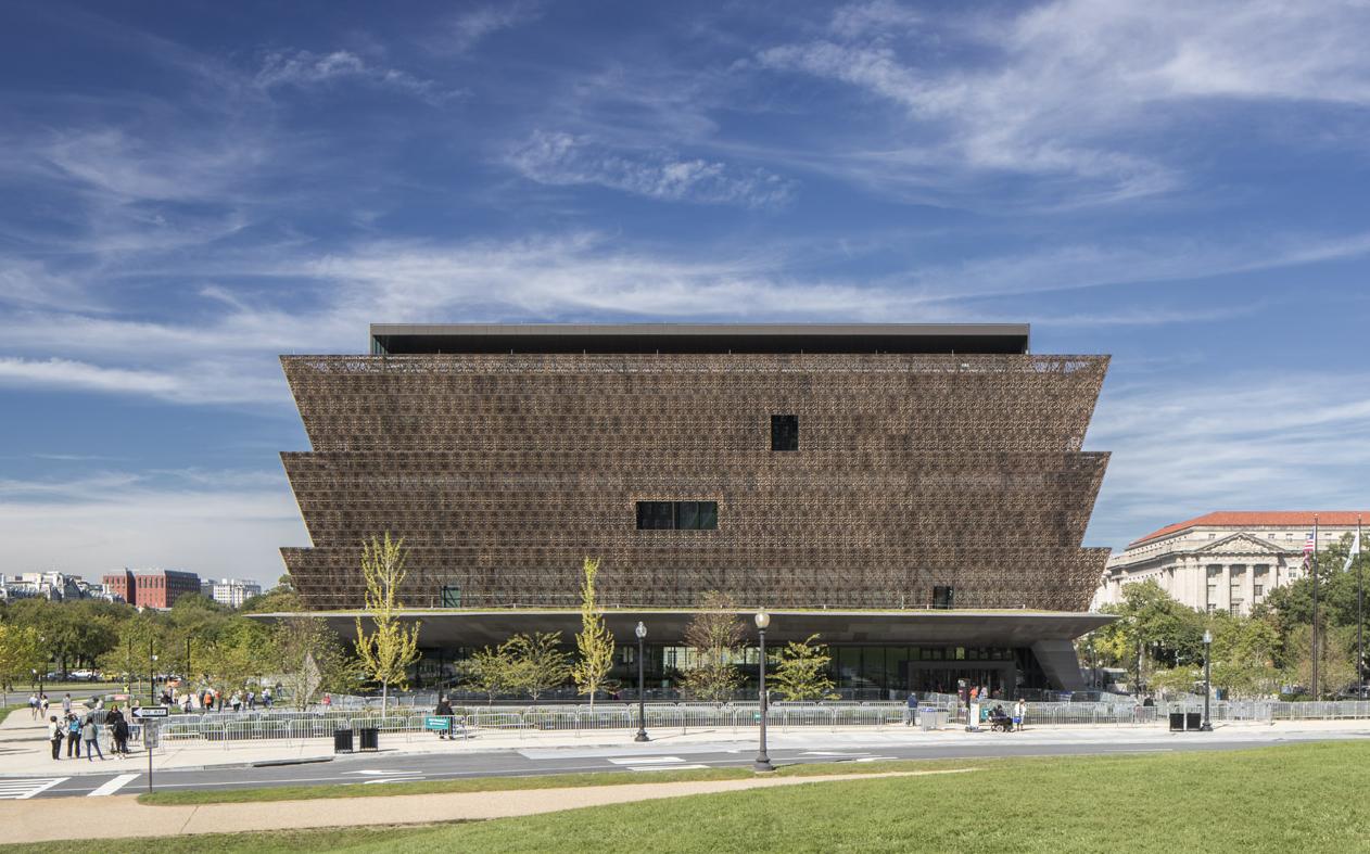 Museo Nacional de Historia y Cultura Afro-Americana, Washington DC, Estados Unidos.