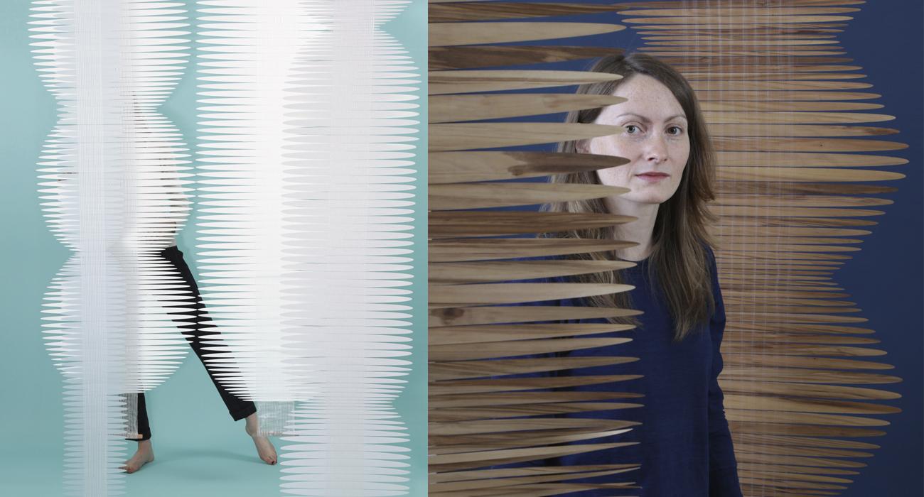 <a href='https://revistaaxxis.com.co/luce-couillet-y-crea-textiles-al-nuevo-estilo-del-diseno-frances/'><h2>Luce Couillet explora fibras y crea textiles al nuevo estilo francés</h2>Forma parte de la nueva generación del diseño francés, Maison &amp; Objet la puso en el radar al nominarla a los premios Jóvenes Talentos 2017.</a>