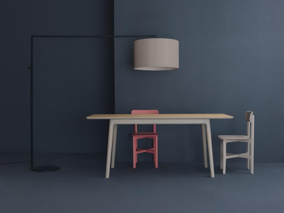 Serie E8 diseño de Mathias Haan.