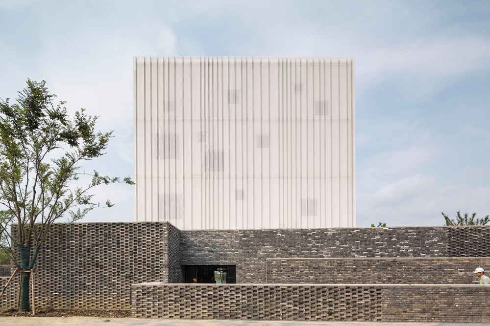 Neri&Hu Design and Research Office - Iglesia Suzhou.