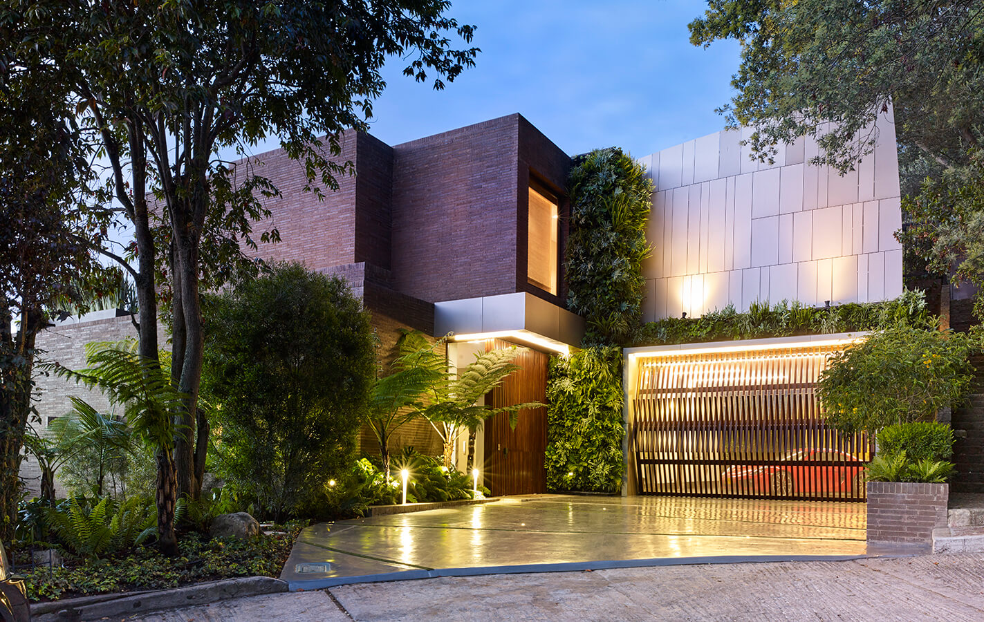 Arquitectura arte y dise o esta casa lo tiene todo - Arquitectura y diseno de casas ...