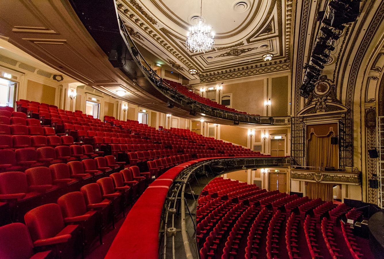 Merle Reskin Theatre.