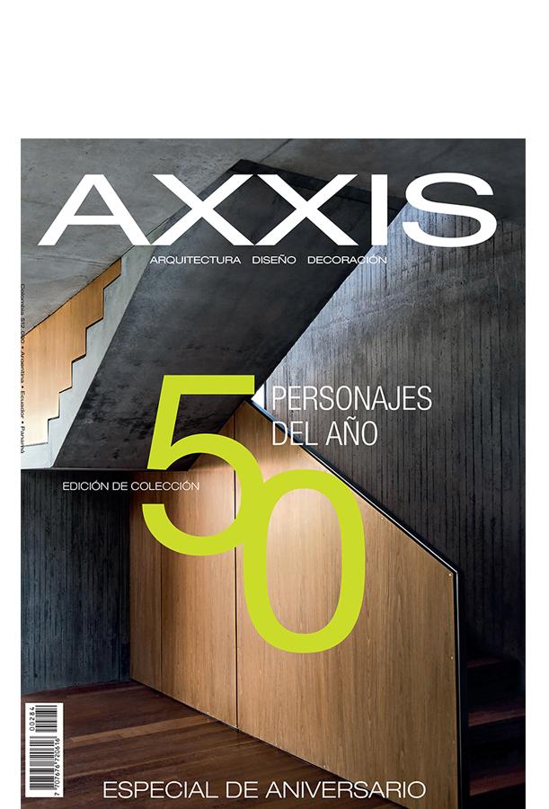 arquitectura, diseño y decoración - revista axxis