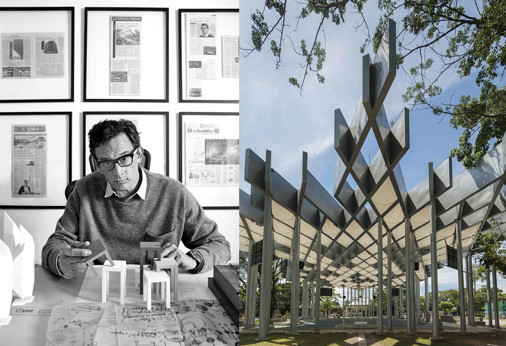 <a href='https://revistaaxxis.com.co/giancarlo-mazzanti/'><h2>Giancarlo Mazzanti</h2>En virtud delsentido transgresor de sus proyectos: geometrías que se salen del formato, como parte de un mismo juego, alinean los componentes estructurales, funcionales y estéticos, la firma dirigida porGiancarlo Mazzanti(Barranquilla, 1963) goza de gran reconocimiento, tanto dentro como fuera del país.</a>