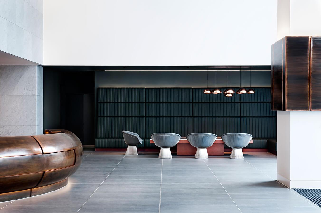 Hotel Mondrian, Londres.
