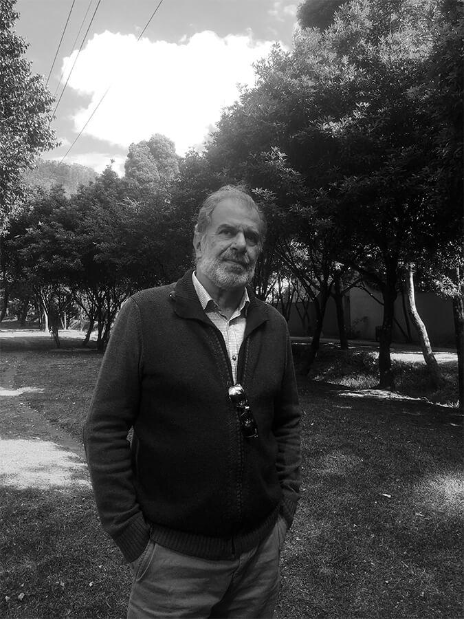 El arquitecto Ernesto Moure.