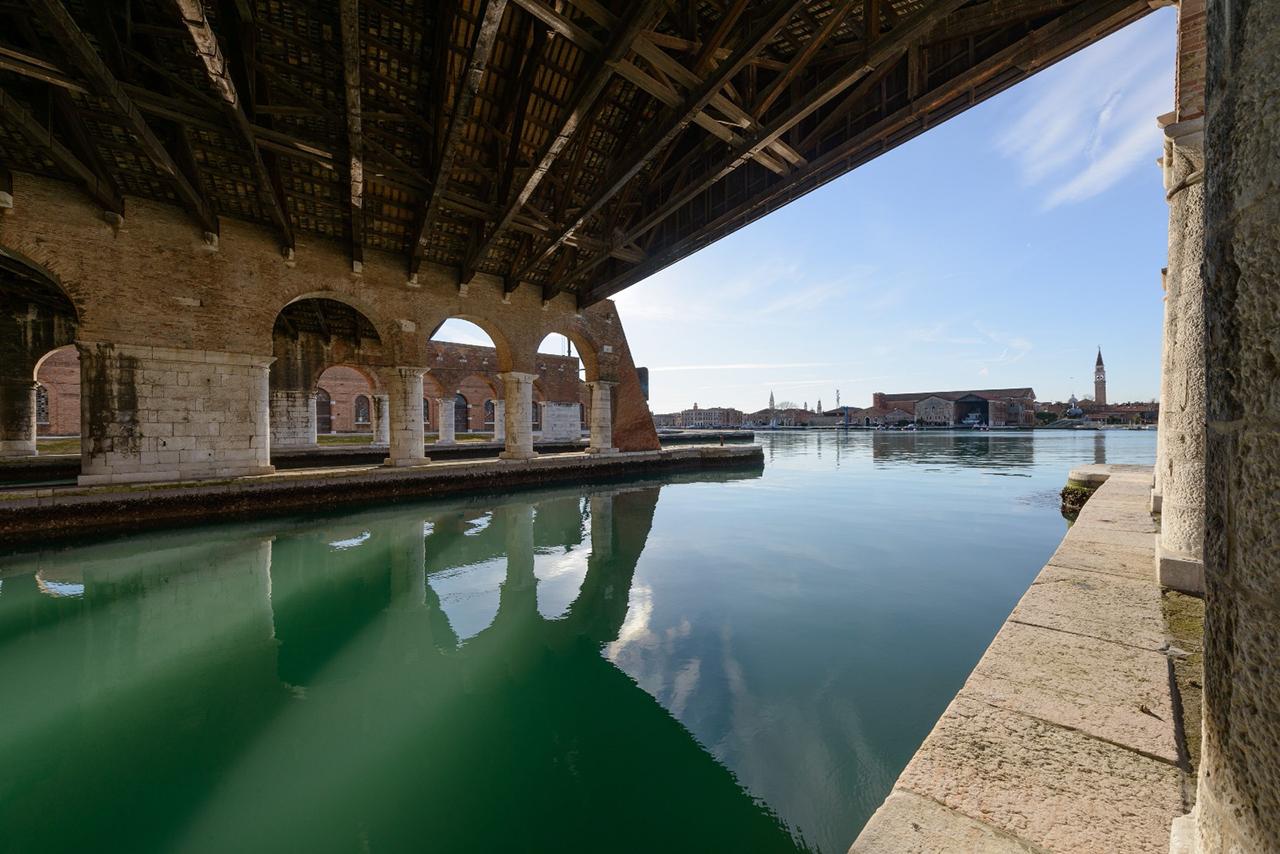 Bienal de Arquitectura de Venecia.