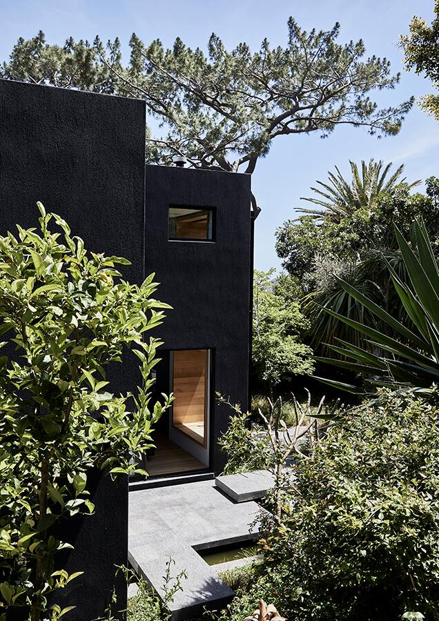 Geometría inconformista: arquitectura irregular en Sudáfrica