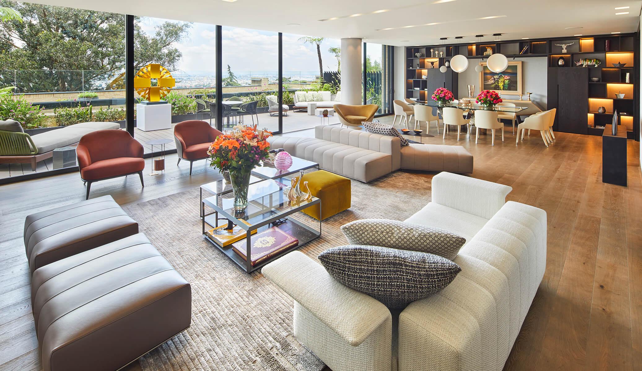<a href='https://revistaaxxis.com.co/el-arte-de-disenar-el-ultimo-trabajo-de-rodrigo-samper-cia/'><h2>El arte de diseñar</h2>La remodelación de esta vivienda bogotana, llamada La Resolana, estuvo a cargo de la firma de arquitectura Rodrigo Samper &amp; Cía. Tras la intervención, el hogar refleja la personalidad de sus habitantes. </a>