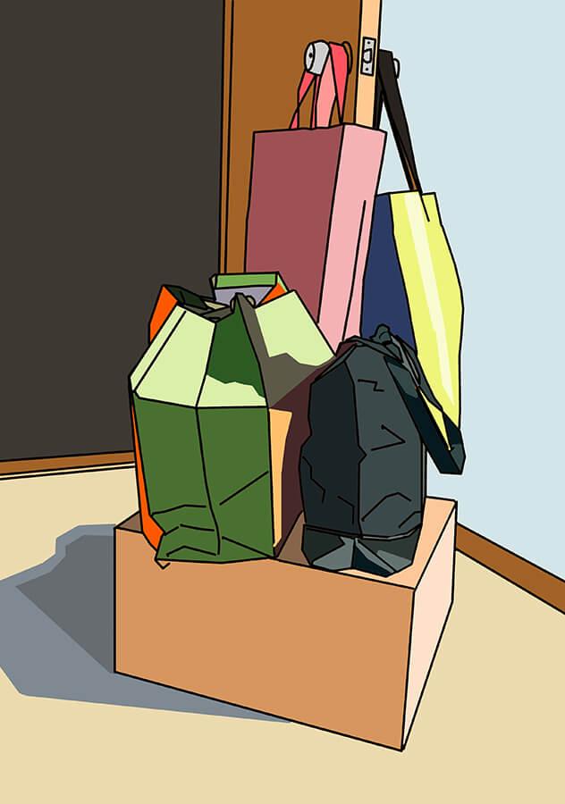 No cargue con el pasado. Lleve a su nuevo hogar lo indispensable y las cosas que realmente usa en su diario vivir.