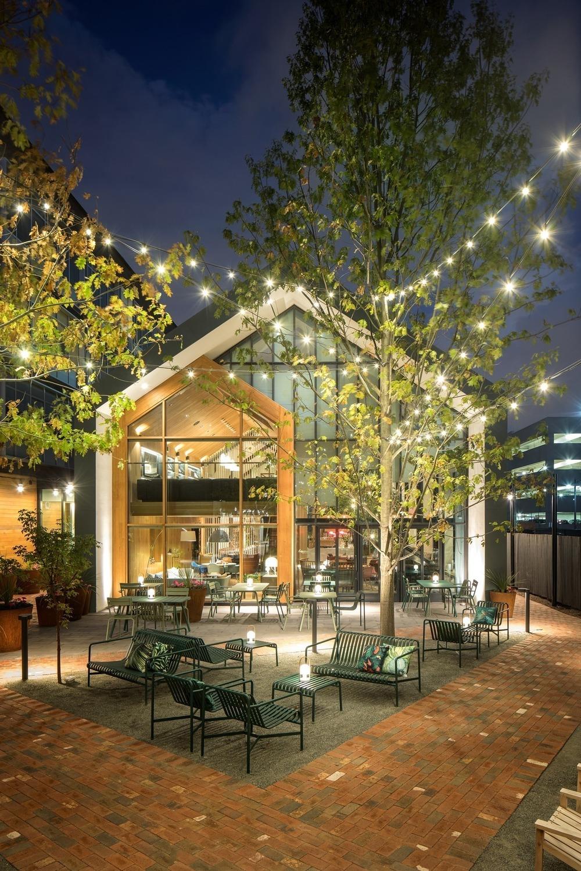 Harrison Urby – Entrance Café por Concrete.