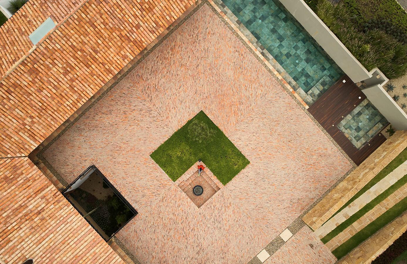 Villa de Leyva. Arquitectura: De la Carrera Cavanzo. Fotografía: Andrés Valbuena.