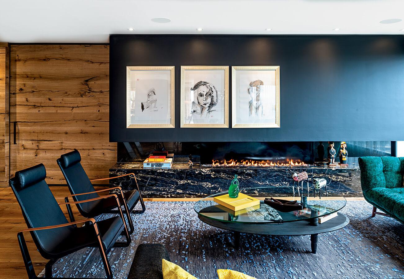 Bogotá. Arquitectura e interiorismo: Sylvia Calderón Dereser. Fotografía: Iván Ortiz.