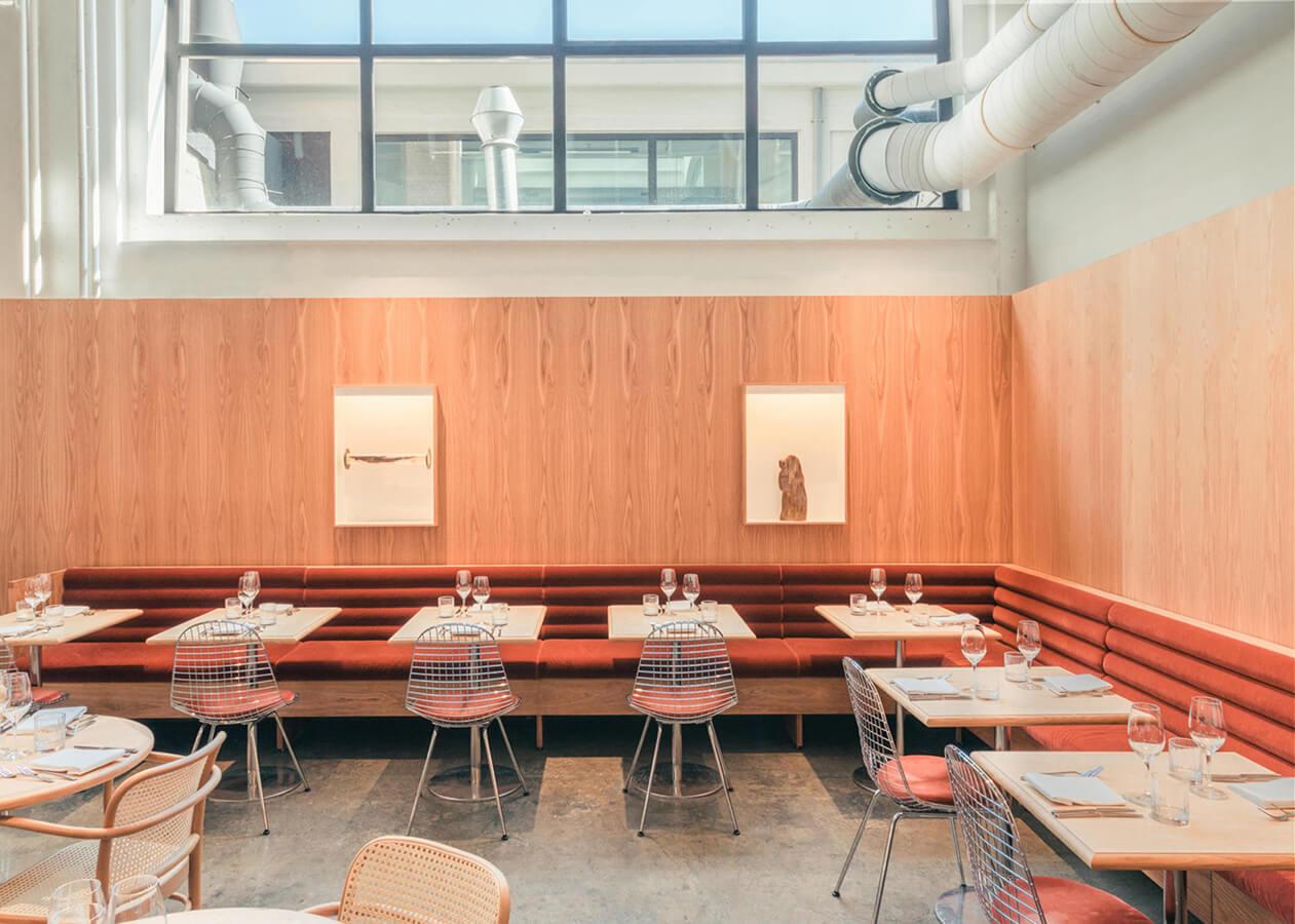 Proyectos ganadores de los Premios Restaurant & Bar Design Awards.