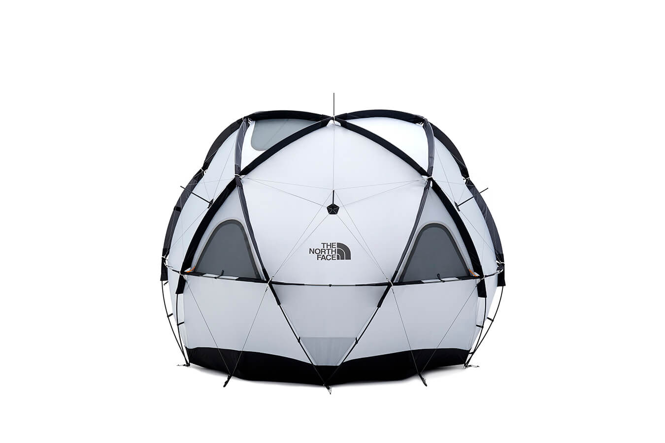 Salir de la red: Geodome de The North Face.