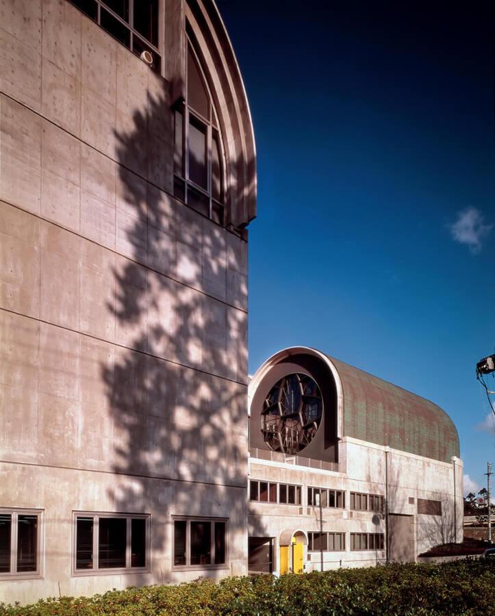 Biblioteca central de Kitakyushu. Foto: Yasuhiro Ishimoto